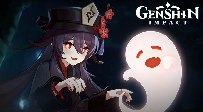 Hutao và những điều cần biết khi cô nàng ra mắt game thủ Genshin Impact
