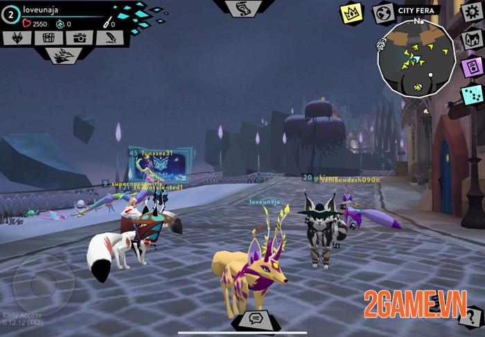 Fer.al Mobile - Bước vào thế giới thần tiên với tạo hình linh vật 5