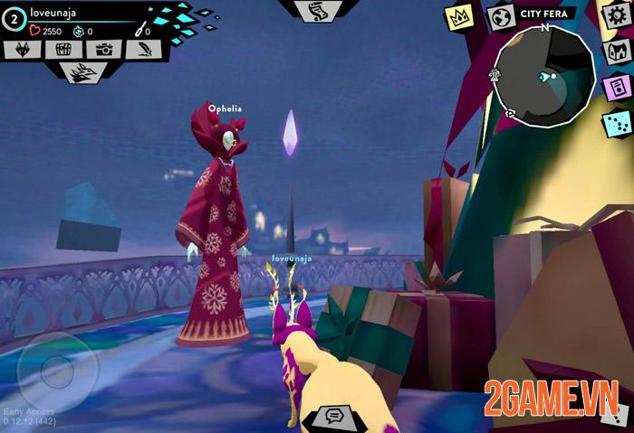 Fer.al Mobile - Bước vào thế giới thần tiên với tạo hình linh vật 3
