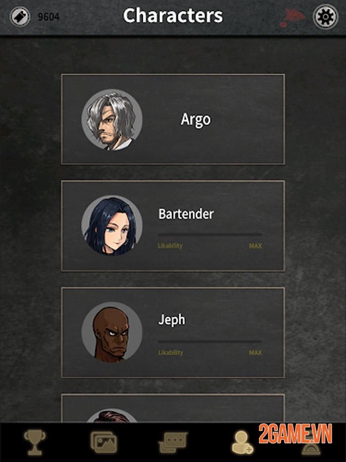 Argo's Choice - Hãy cẩn thận với những lựa chọn của bạn 0