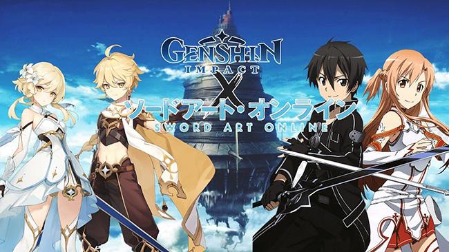 Cha đẻ Genshin Impact tham vọng làm game có sức chứa 1 tỷ người chơi lấy cảm hứng từ Sword Art Online