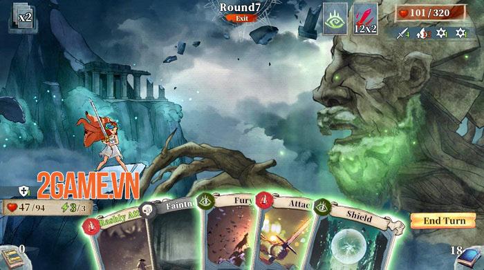 Great Venture - Game thẻ bài roguelike phiêu lưu trong từng trang truyện huyền ảo 2