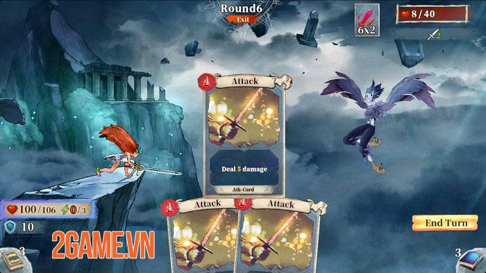 Great Venture - Game thẻ bài roguelike phiêu lưu trong từng trang truyện huyền ảo 4