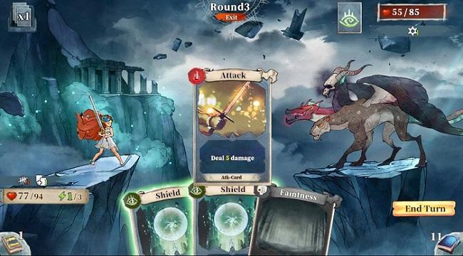 Great Venture – Game thẻ bài roguelike phiêu lưu trong từng trang truyện huyền ảo