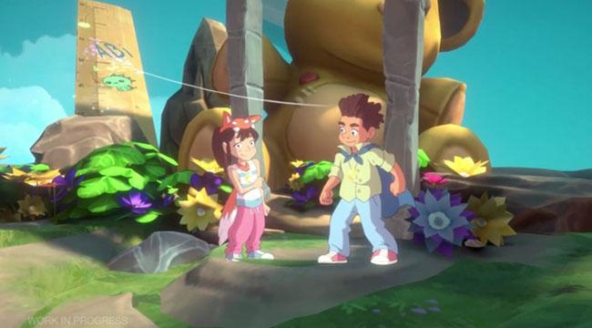 Lost Twins 2 – Cuộc phiêu lưu của cặp song sinh trong thế giới phép thuật siêu thực