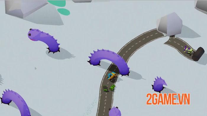 RallyAllyAlly - Game đua xe vui nhộn tung teaser nhắc nhẹ sắp ra mắt 3