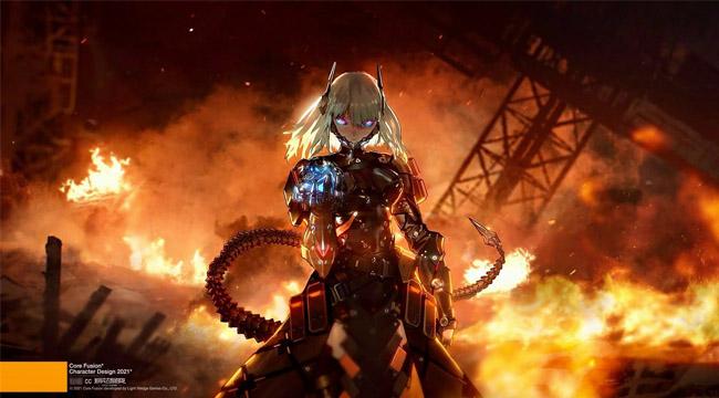Core Fusion – Dự án game khủng mang âm hưởng Girl's Frontline