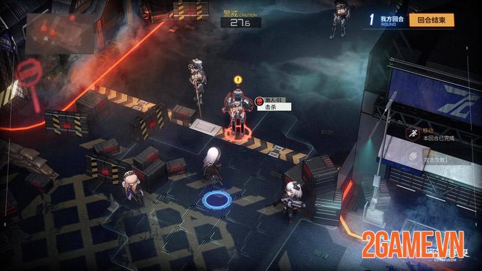 Core Fusion - Dự án game khủng mang âm hưởng Girl's Frontline 3