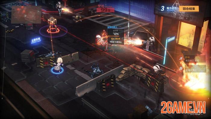 Core Fusion - Dự án game khủng mang âm hưởng Girl's Frontline 2