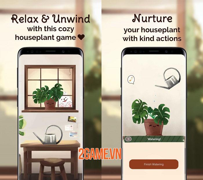A Kinder World - Game trồng cây trong nhà thư giãn giúp thoát khỏi áp lực cuộc sống 0