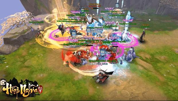 Game kiếm hiệp mới nhất Hiệp Nghĩa Giang Hồ Mobile chốt ngày ra mắt 1