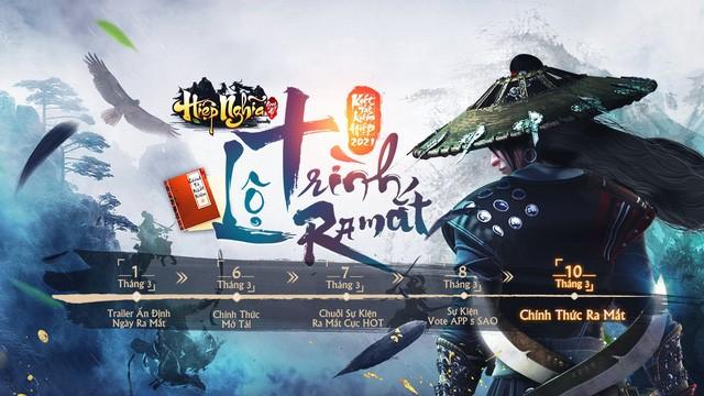 Game kiếm hiệp mới nhất Hiệp Nghĩa Giang Hồ Mobile chốt ngày ra mắt 0