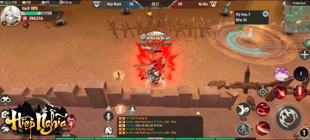 Game kiếm hiệp mới nhất Hiệp Nghĩa Giang Hồ Mobile chốt ngày ra mắt 3