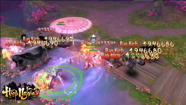 Game kiếm hiệp mới nhất Hiệp Nghĩa Giang Hồ Mobile chốt ngày ra mắt 4