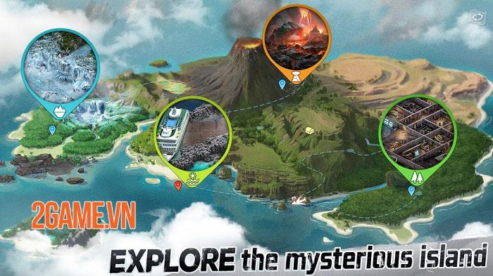 Lost in Blue - Học cách sinh tồn trên hòn đảo hoang vắng và bí ẩn 3