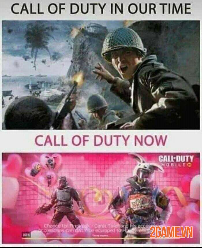Đối với tôi Call of Duty Mobile chỉ còn là cái xác không hồn 3