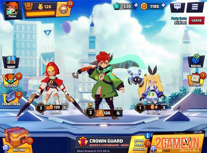 Game thủ phát cuồng khi Smash Legends Mobile chính thức ra mắt 0