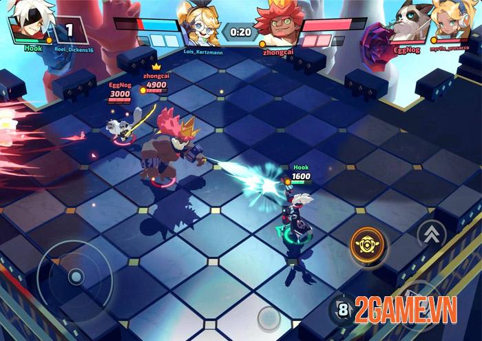 Game thủ phát cuồng khi Smash Legends Mobile chính thức ra mắt 1