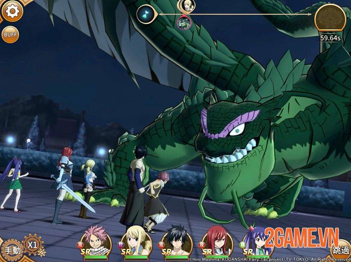 Fairy Tail: Endless Adventure chính thức ra mắt game thủ 0
