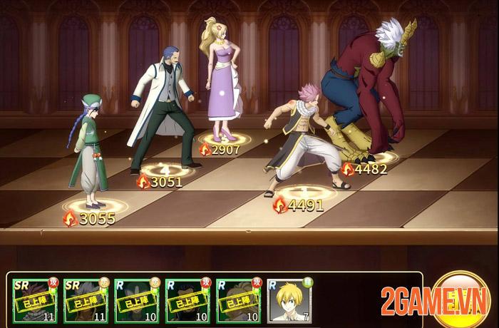 Fairy Tail: Endless Adventure chính thức ra mắt game thủ 5