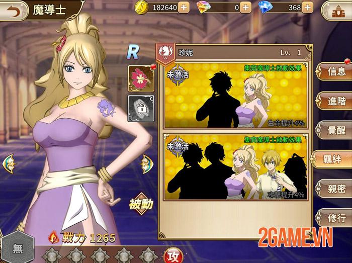 Fairy Tail: Endless Adventure chính thức ra mắt game thủ 4
