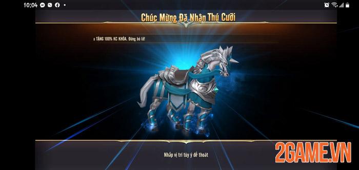 Trải nghiệm sự hoành tráng trong ngày đầu ra mắt Vương Thần Mobile 5