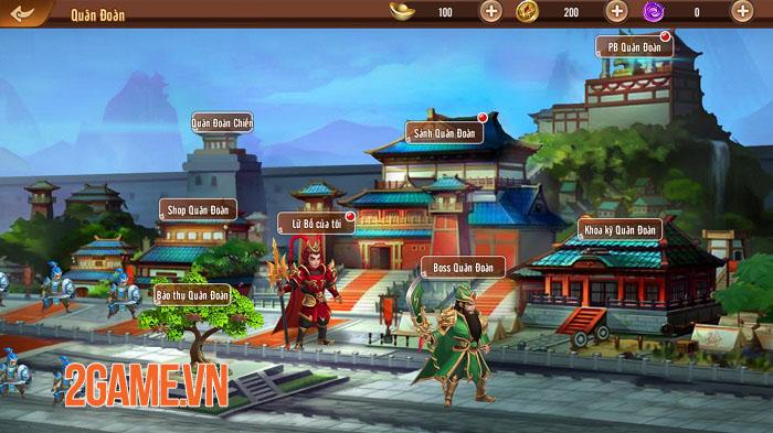 Long Tướng 3Q - Game nhập vai thẻ bài đầu tiên trang bị thú cưỡi cho các tướng 7