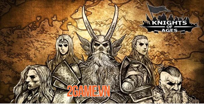 Knights of Ages - Game mobile hardcore bối cảnh trung cổ châu Âu 0