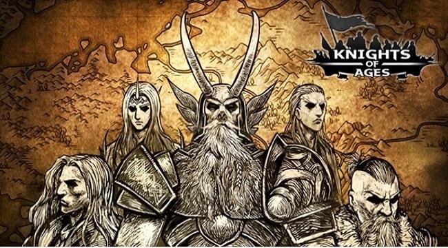 Knights of Ages – Game mobile hardcore bối cảnh trung cổ châu Âu
