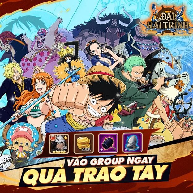Đại Hải Trình - Tân binh Idle chuẩn One Piece mới xuất hiện ở làng game Việt là ai? 2