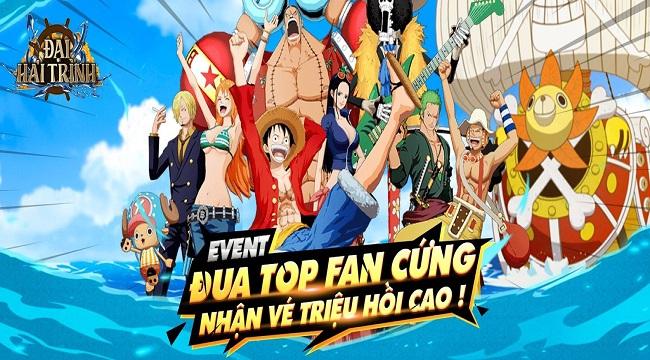 Đại Hải Trình – Tân binh Idle chuẩn One Piece mới xuất hiện ở làng game Việt là ai?