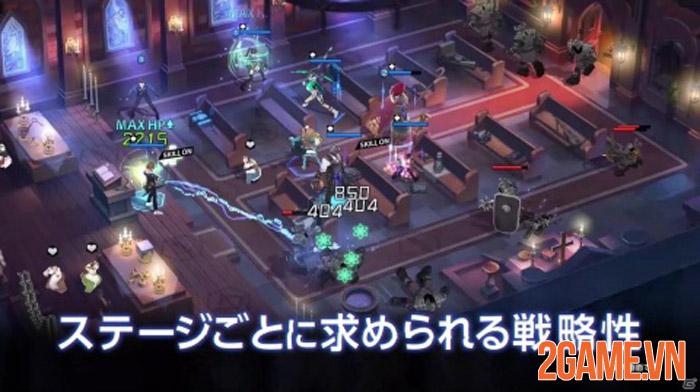 Time Defender - Sự kết hợp hoàn hảo giữa đồ họa 3D và anime 1