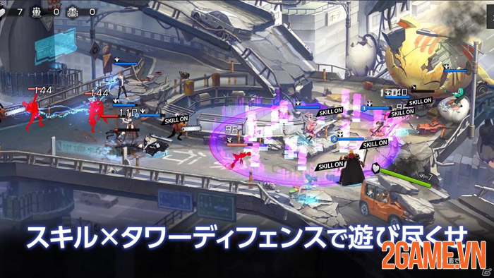 Time Defender - Sự kết hợp hoàn hảo giữa đồ họa 3D và anime 0