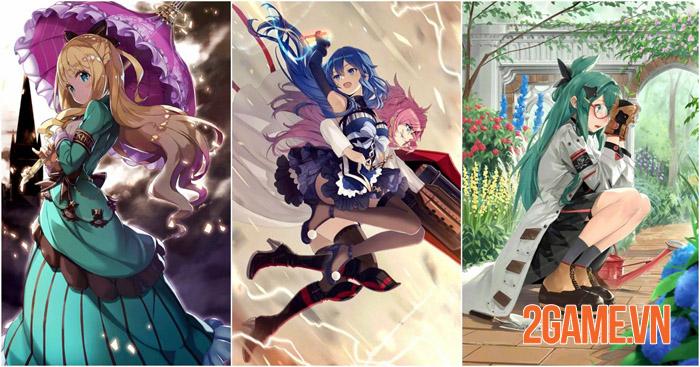 Warau Ars Notoria - Game nhập vai cute lạc lối chính thức ra mắt ở Nhật 4