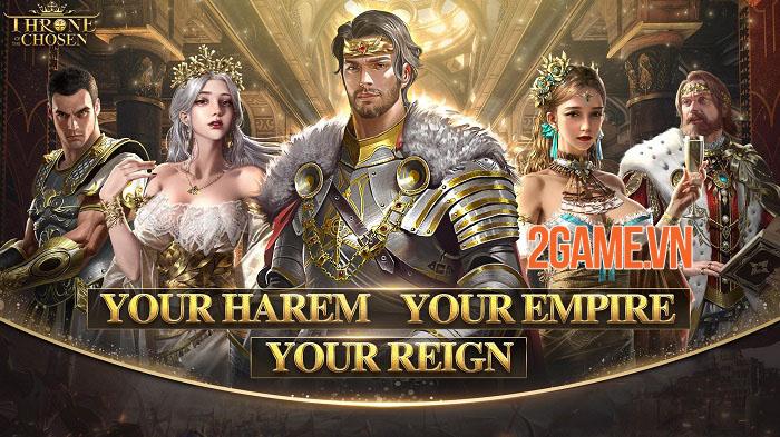 Throne of the Chosen - Khám phá nhiều khía cạnh ở thế giới thần thoại Hy Lạp cổ đại 0