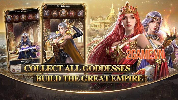 Throne of the Chosen - Khám phá nhiều khía cạnh ở thế giới thần thoại Hy Lạp cổ đại 1