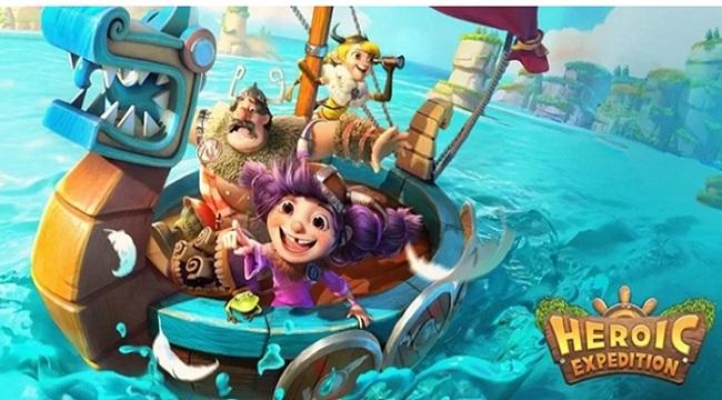 Heroic Expedition – Game nhập vai màn hình dọc hấp dẫn với nhiều chế độ chơi