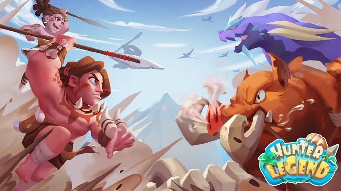 Hunter Legend: Rise of Clans - Khám phá thế giới nguyên thủy và thách thức quái thú 0