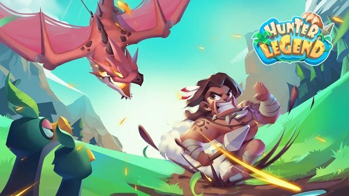 Hunter Legend: Rise of Clans - Khám phá thế giới nguyên thủy và thách thức quái thú 1