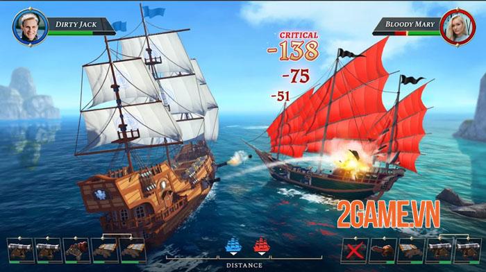 Pirate Arena -  Chìm đắm trong những khung cảnh Caribe lãng mạn đến mê hồn 0
