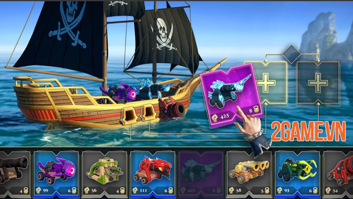 Pirate Arena -  Chìm đắm trong những khung cảnh Caribe lãng mạn đến mê hồn 1