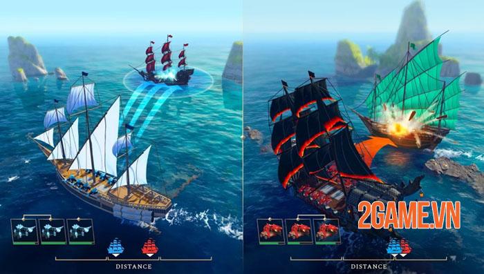 Pirate Arena -  Chìm đắm trong những khung cảnh Caribe lãng mạn đến mê hồn 2