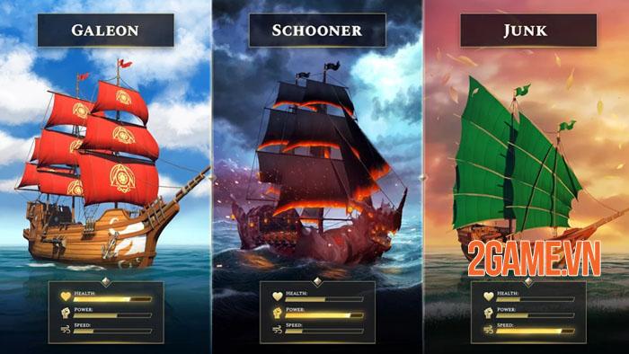 Pirate Arena -  Chìm đắm trong những khung cảnh Caribe lãng mạn đến mê hồn 3