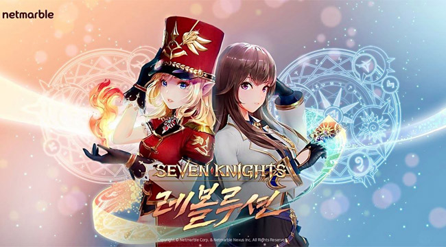 Seven Knights Revolution Mobile sẽ ra mắt game thủ trong Q3/2021