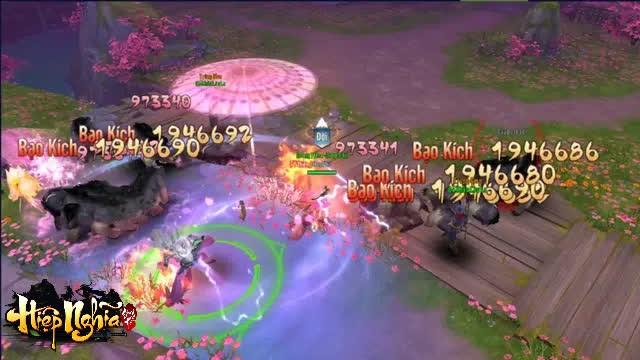 Hiệp Nghĩa Giang Hồ - siêu phẩm kiếm hiệp mobile ra mắt 10/03! 1