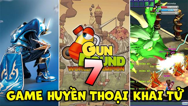 TOP 7 huyền thoại game Việt đóng cửa khiến game thủ chôn vùi tuổi thơ nhất
