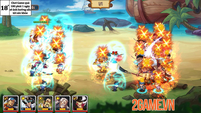 Trải nghiệm Đảo Kho Báu - Bến đỗ mới đầy lôi cuốn cho fan One Piece 1