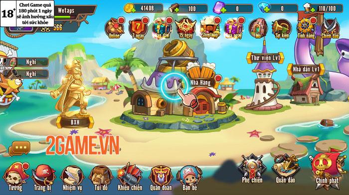 Trải nghiệm Đảo Kho Báu - Bến đỗ mới đầy lôi cuốn cho fan One Piece 0
