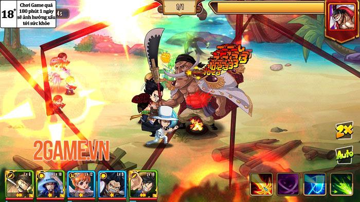 Trải nghiệm Đảo Kho Báu - Bến đỗ mới đầy lôi cuốn cho fan One Piece 6