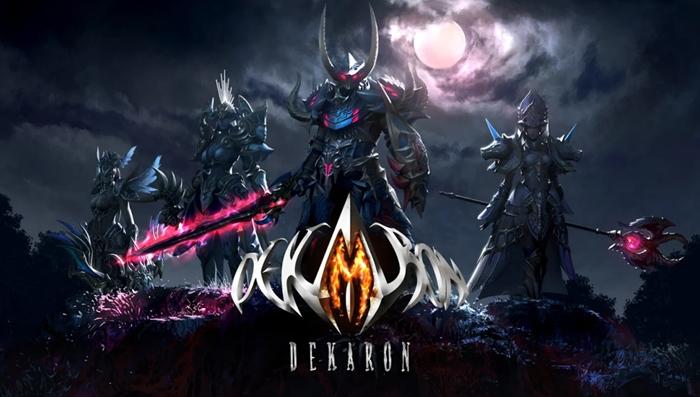 Decaron M - Người kế vị hoàn hảo của phiên bản PC MMORPG thế hệ đầu tiên 0